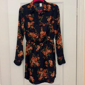 NWOT H&M Floral Dress
